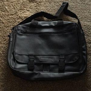 Black Laptop or travel bag